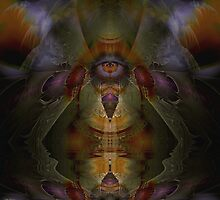 Wisdom by Craig Hitchens - Spiritual Digital Art