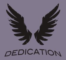 Dedication by Taylor Miller