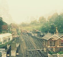 Goathland Station by EarthandSky