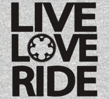 Live Love Ride (lite) by KraPOW