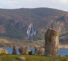 Standing stones by JurassicJohn