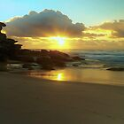 """Tamarama"" Sunrise by Toni McPherson"