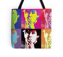 Bill Hicks - Pop Art Bill Tote Bag