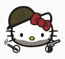 Hello Soldier Kitty by Isaac Simmons