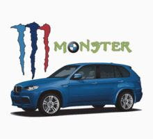 ///Monster X5 by Picshell80