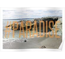 #PARADISE Poster