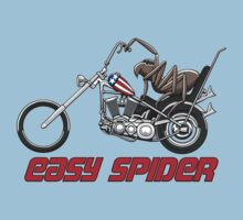 Easy Spider by DoodleDojo