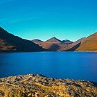 Silent Valley Reservoir by Chris Hood