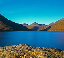 Silent Valley Reservoir by Chris Hood