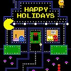 Arcade Holiday by SRowe Art