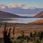 Lake and Hilltown Views by Chris Hood