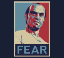 GTA 5 - Trevor Phillips Fear by innercoma