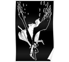 Angel Slayer (dark version) Poster