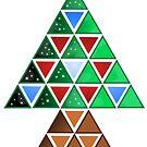 Triangle Tree by pda1986