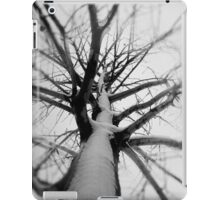 Snowy Tree iPad Case/Skin