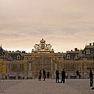 The Gates Of Versailles © by © Hany G. Jadaa © Prince John Photography
