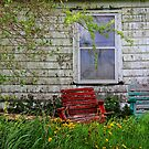 Two Chairs by Amanda White