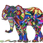 Elephant by Deb Coats