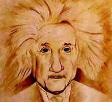 Einstein by Troy Brown