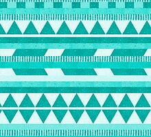 Mint Aztec  by Good Sense