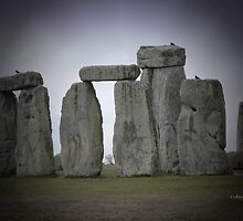 Mystical Stonehenge by LeRoyM