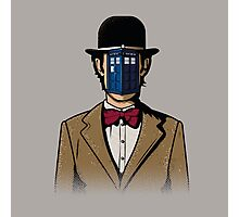 Doctor Magritte Photographic Print