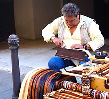 Belt Maker by Francis Drake