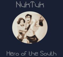Nuktuk, Hero of the South by Kirdinn