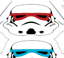 TMNT (TROOPERS) Sticker