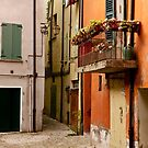 An Afternoon in Brisighella by Rae Tucker
