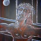 Jesus On The Cross by Nigel Mc Clements