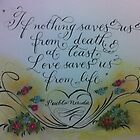 """Love Saves Us"" by Melissa Goza"