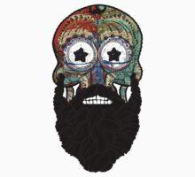 Festival Skull Beard by mijumi