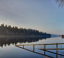Loch Ken Reflections by derekbeattie