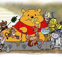 Winnie the Hutt by Kenny Durkin