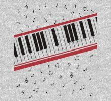 Piano Keyboard Beat It Kids Clothes