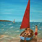 Go sailing  by Paulmayfield