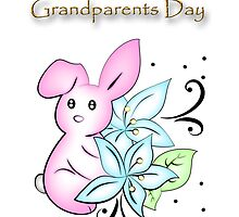 Happy Grandparents Day Bunny by jkartlife