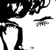 Benjamin Cumberbatch Sherlock Holmes Sticker