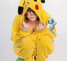 Pikachu!! by Spiiral