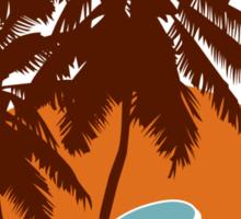 Santa Cruz California Sticker