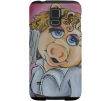 Miss Piggy, Professor River Song Samsung Galaxy Case/Skin