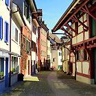 Swiss Street by LeRoyM