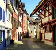 Swiss Street by LeRoyM