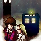 Team TARDIS by BeAwsmMakeStuff