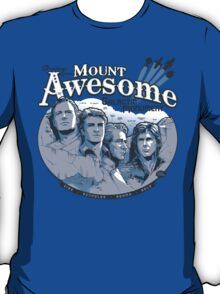 Mt. Awesome T-Shirt