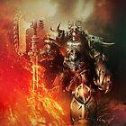Khornate Warrior  by FailedDEATH666