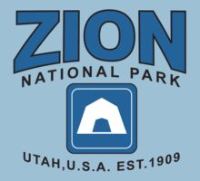 Zion National Park Camping by whereables