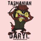 Tasmanian Daryl Dixon by Soozicle1