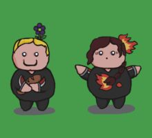 Hunger Games Katniss and Peeta by NinjaTee-s